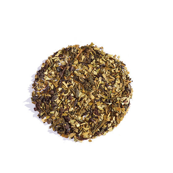 Three's Company - Green, Black & Yerba Mate Tea - forteassake  - 4