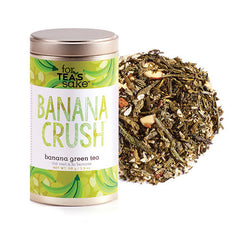 Banana Crush - Green Tea - forteassake  - 1