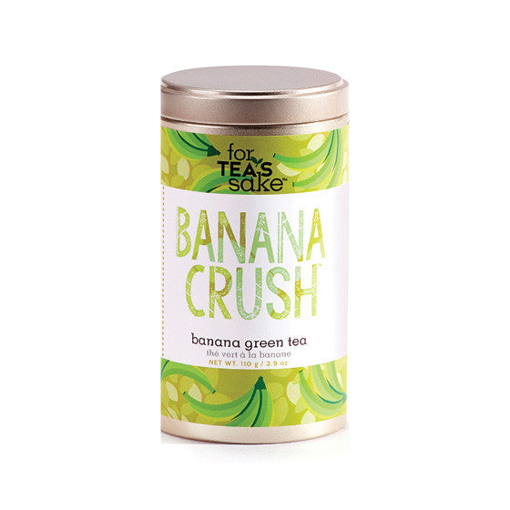 Banana Crush - Green Tea - forteassake  - 2