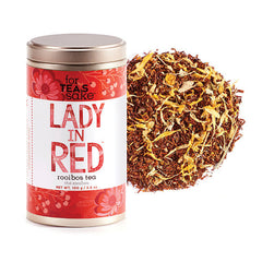 Lady in Red - Rooibos Tea - forteassake  - 1