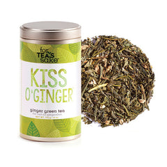 Kiss O'Ginger - Green Tea - forteassake  - 1