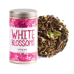 White Blossoms - White Tea - forteassake  - 1