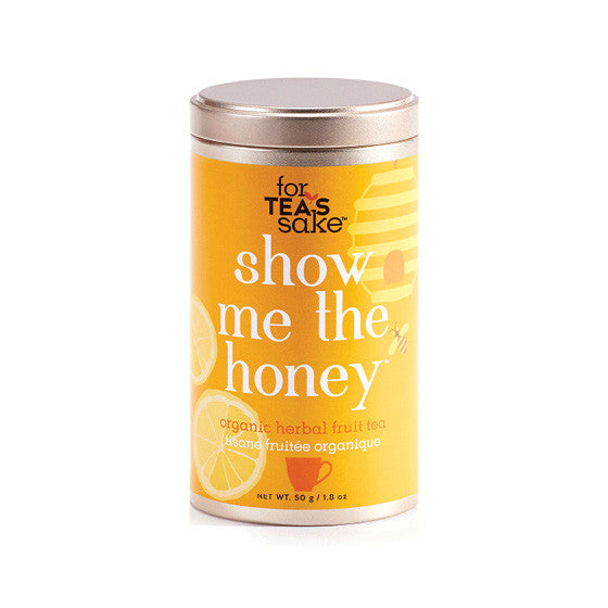 Show Me The Honey - Herbal Tea - forteassake  - 2