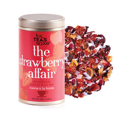 The Strawberry Affair - Herbal Tea - forteassake  - 1
