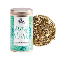 Jump Start - Lemon Yerba Mate Tea - forteassake  - 1