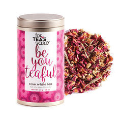 Be You Teaful - White Tea - forteassake  - 1