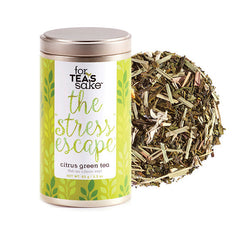 The Stress Escape - Green Tea - forteassake  - 1