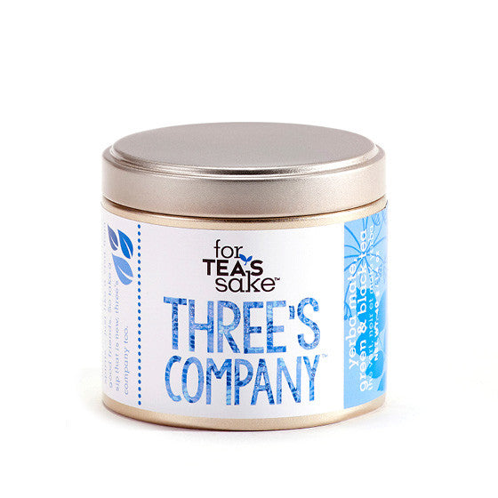 Three's Company - Green, Black & Yerba Mate Tea - forteassake  - 3