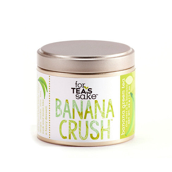 Banana Crush - Green Tea - forteassake  - 3