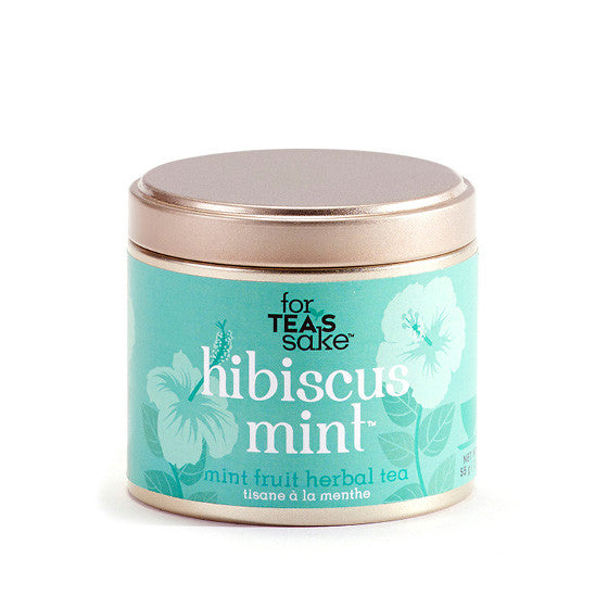 Hibiscus Mint - Herbal Tea - forteassake  - 3