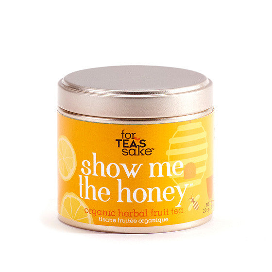 Show Me The Honey - Herbal Tea - forteassake  - 3