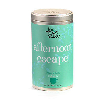 Afternoon Escape - Black Tea - forteassake  - 2