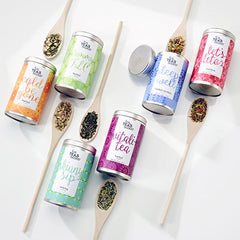 Wellness Teas Gift Set - Large Tins - forteassake