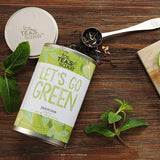 Let's Go Green - Jasmine Tea