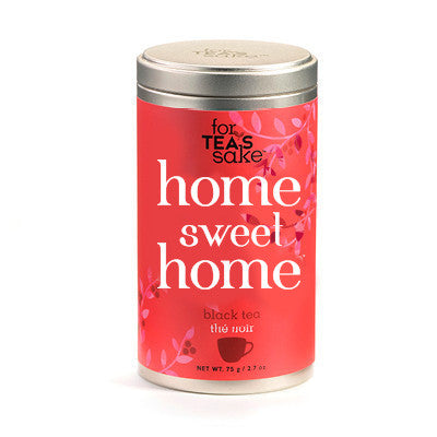 Home Sweet Home - Black Tea - forteassake  - 2