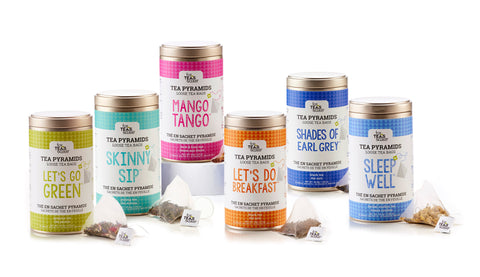 Pyramid Assortment Kit: Large Tins