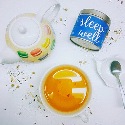 Sleep Well - Rooibos Tea - forteassake  - 4