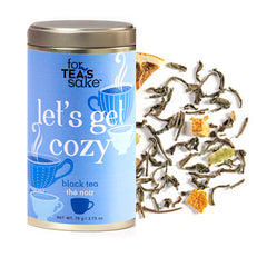 Let's Get Cozy - Black Tea - forteassake  - 1