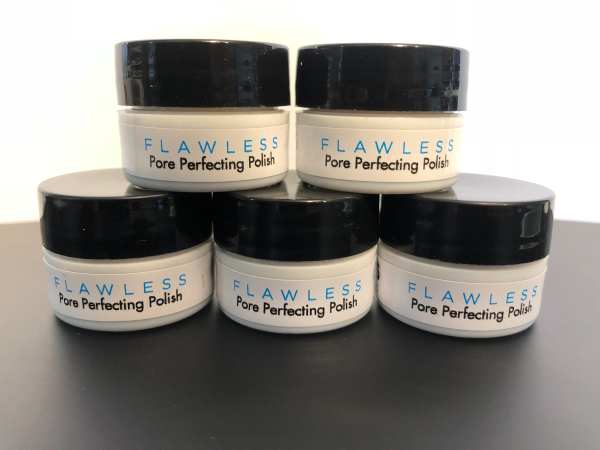Flawless: Pore Perfecting Polish (Sample 5 Pack)