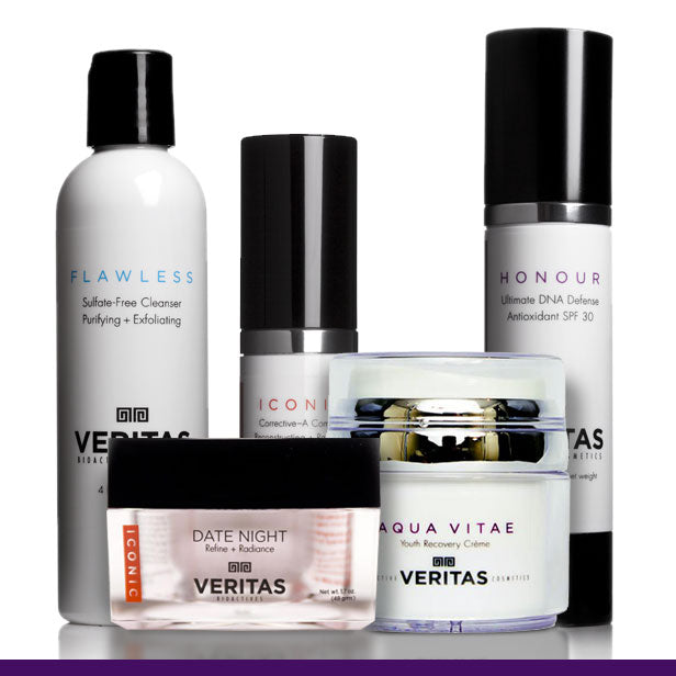 Veritas Bioactives Results Ritual Kit