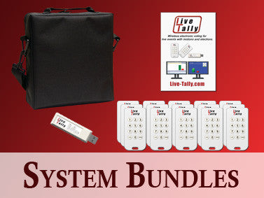 Live Tally System Bundles