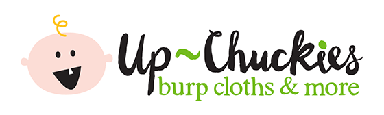 Up~Chuckies burp cloths and more