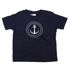 Nautical Anchor Bodysuit and Tee - O Baby! Brands  - 2