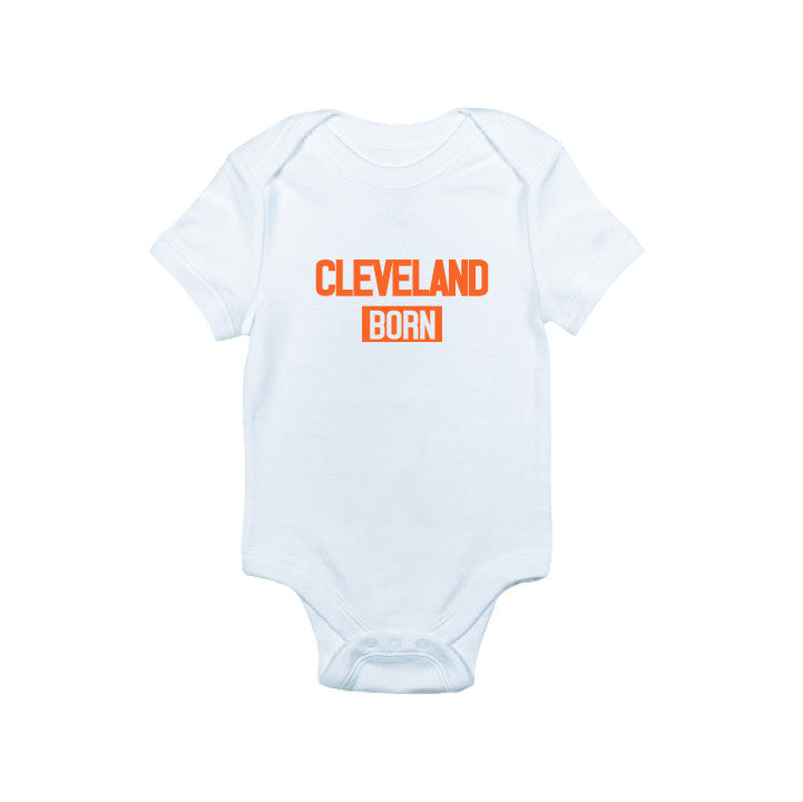 CLEVELAND BORN Bodysuit and Tee - O Baby! Brands
