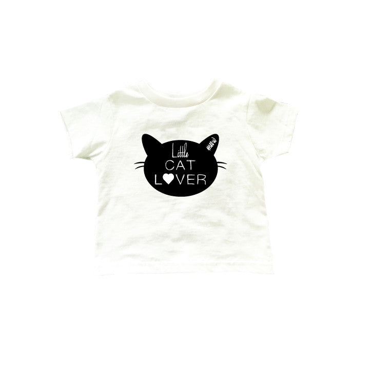 Cat Lover Bodysuit and Tee - O Baby! Brands