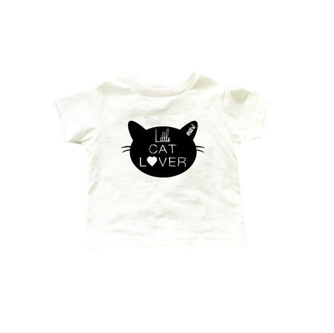 Cat Lover Bodysuit and Tee
