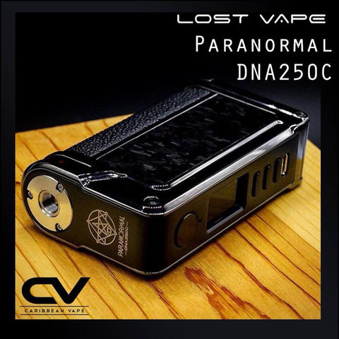 The Lost Vape Paranormal DNA250C PROMOCION CON TODO & BATERIAS