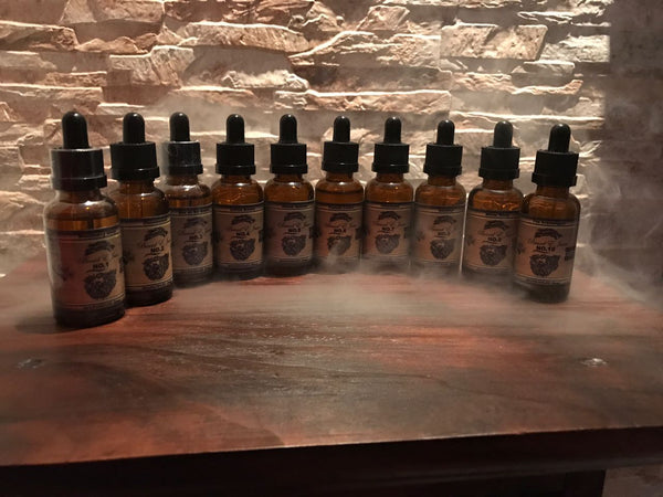Beard eJuice N°31 Coffee Line-Maracuya