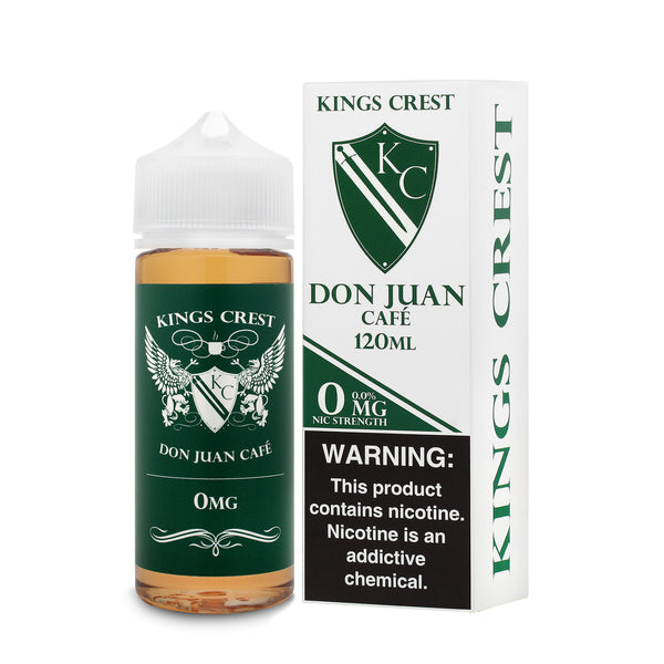 Kings Crest Don Juan Café