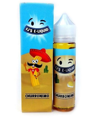 Churronimo 60ML - Fu:)k Jerry's