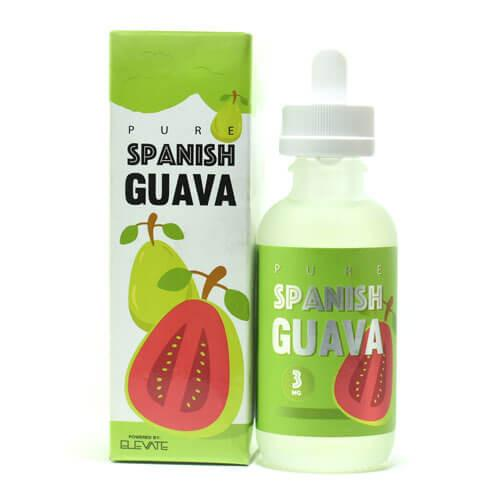 Pure E-Liquid  Spanish Guava