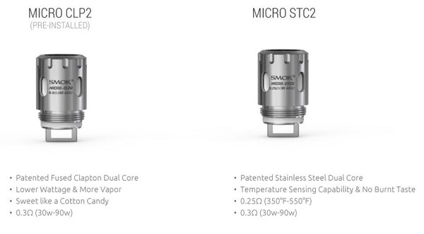 Resistencias SMOK Guardian III kit
