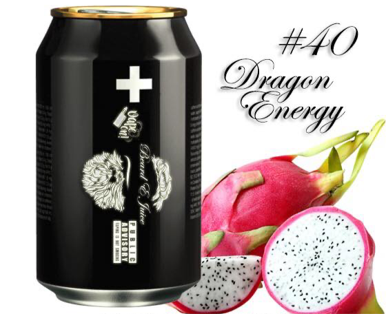 Beard eJuice No.40 Dragon Energy
