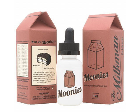 The Milkman Moonies 60 ml
