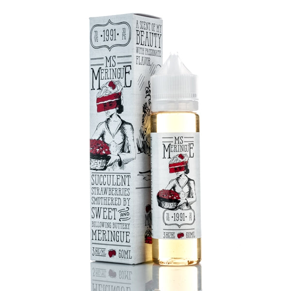 Mr Meringue  - Ms Meringue - 60ml