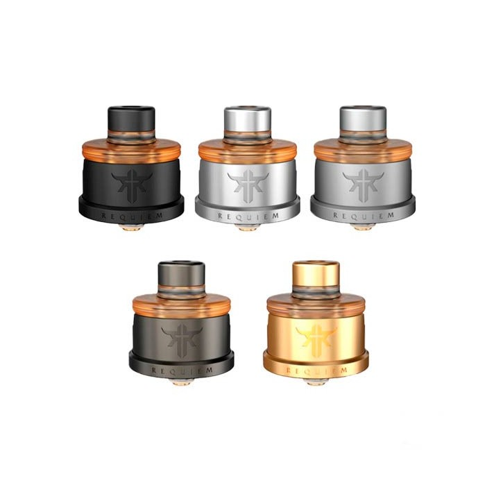 Requiem RDA Created by Mono Vapeador & Vandy vape