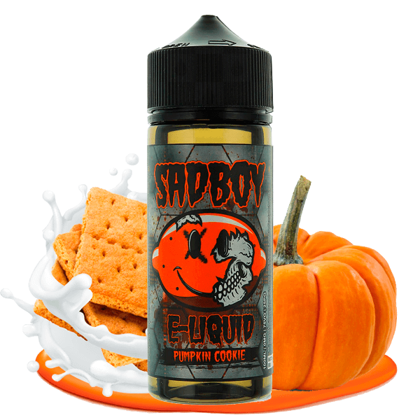 SadBoy Pumpkin Cookie E Liquid - 100ml