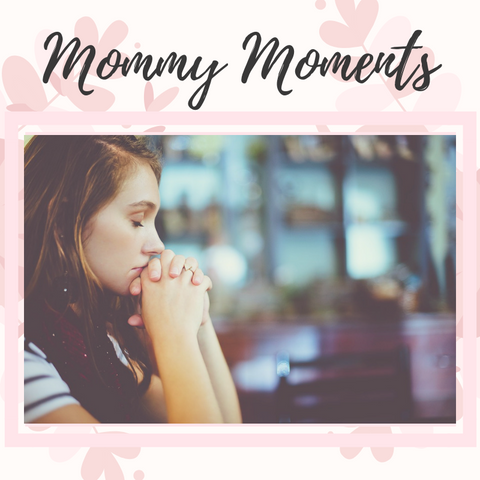 christian mother praying