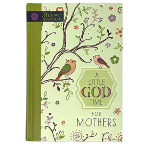 "Christian-themed Devotional Book - ""A Little God Time For Mothers"""