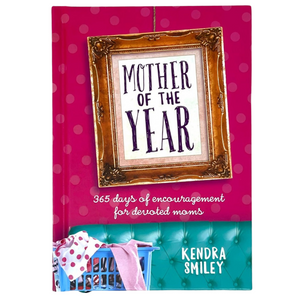 "Christian-themed Devotional Book - ""Mother of the Year"""