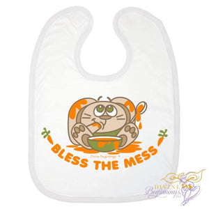 Bless The Mess Bib Accessories