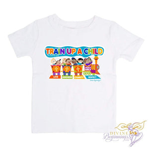 'Train Up A Child' - Unisex Toddler T-shirt - Divine Beginnings, LLC