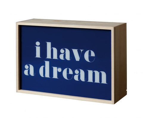 I Have A Dream Lighthink Box