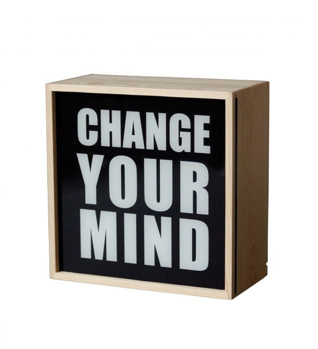 Change Your Mind Lighthink Box