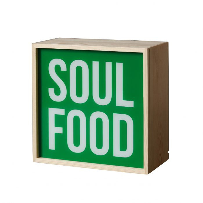 Soul Food Lighthink Box