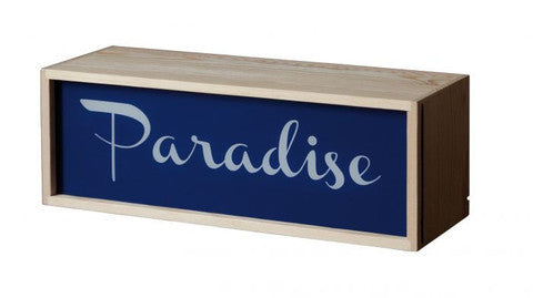 Paradise Lighthink Box